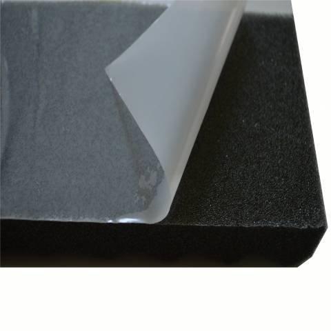 Plancha de aislamiento, absorción, 200 x 100 x 2 cm, recubierta, autoadhesivo, espuma de poliuretano.: Amazon.es: Coche y moto