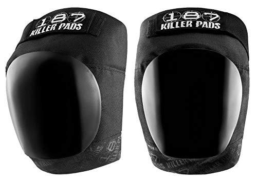 187 Killer Pro Derby Knee Pads - Black - - Killer Solution