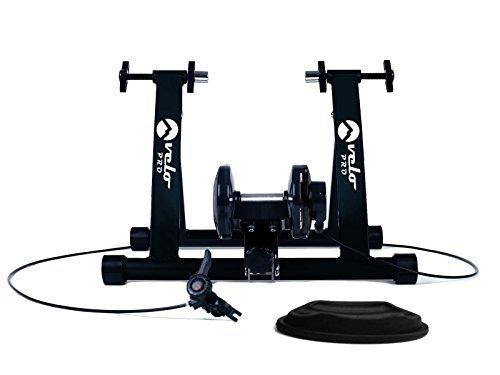 Velo Pro entrenador de bicicleta de interior Entrenador plegable con resistencia magnética