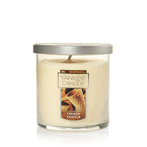 Yankee Candle Small Tumbler Candle, French Vanilla
