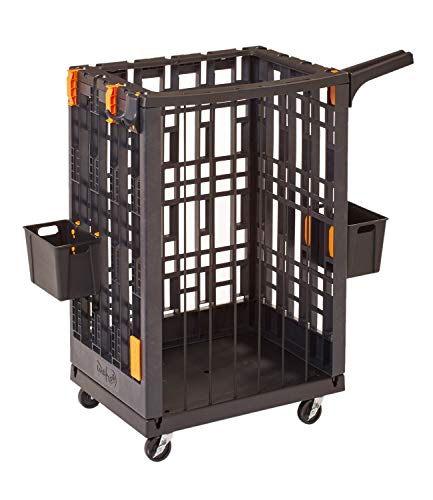 Lock and Roll Organizer Storage System - Black