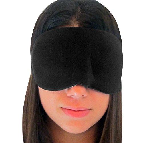 3D Sleeping Eye Mask 2In1
