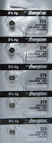 Energizer Batteries SR527SW Silver Battery