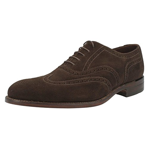 mens-loake-evolution-line-smart-brogues-bailey-dark-brown-suede-uk-size-85g-eu-425-us-size-95