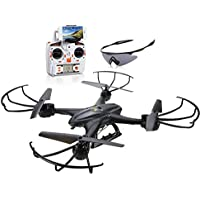Holy Stone X400C FPV RC Quadcopter Drone with Wifi Camera Live Video One Key Return Function Headless Mode 2.4GHz 4 Channel 6 Axis Gyro RTF Left and Right Hand Mode