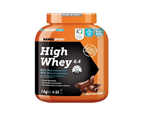 High Whey 6.4 . Potenza e Mantenimento