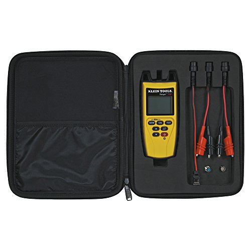 - VDV Ranger TDR Kit with Carry Case and Adapters Klein Tools VDV501-815
