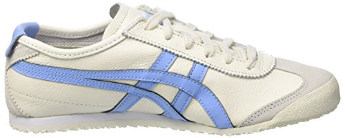 Bell Mexico Cream Running 66 de Blue Chaussures 100 Multicolore Femme Asics PzTxRP
