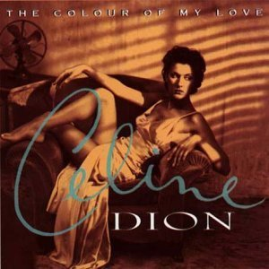 The Colour of My Love - Color Minidisc