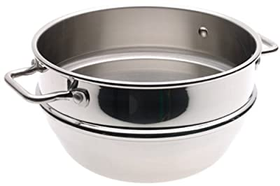 Calphalon Simply Calphalon 2-Quart Small Stainless-Steel Double Boiler Insert