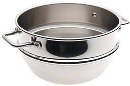 Calphalon Simply Calphalon 2-Quart Small Stainless-Steel Double Boiler Insert