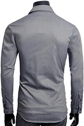 [クープ・ド・クール] メンズ シャツ ドレスシャツ かっこいい お兄系 スーツ ステージ インナー ホスト 長袖 イケメン 派手 個性的 結婚式 成人式 パーティー