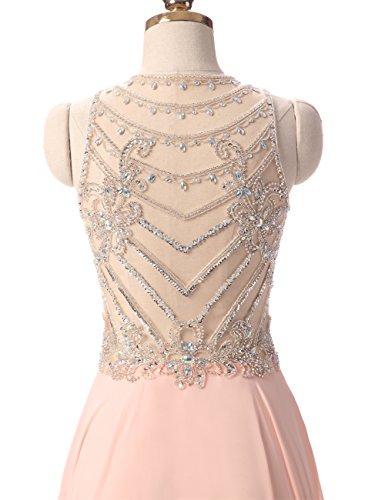 Lange Abendkleider Ballkleid Perlstickerei Kleider Erosebridal Elegant X5IwqqE
