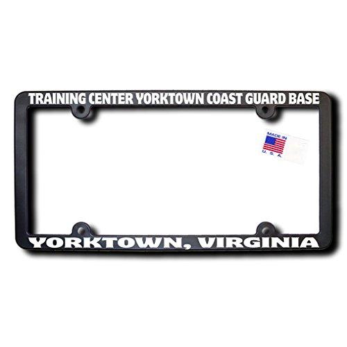 TRAINING CENTER YORKTOWN COAST GUARD BASE - YORKTOWN, VIRGINIA License - Center Yorktown