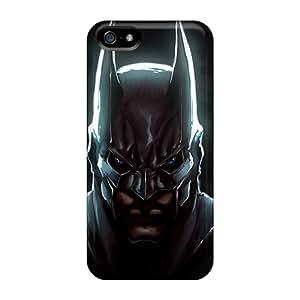 New Dark Knight Batman Tpu Case Cover, Anti-scratch LittleBox Phone Case For Iphone 5/5s