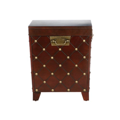 037732062259 - Caldwell Trunk End Table Espresso carousel main 5