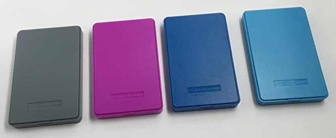 Amazon.com: Coolbox slimcolor2543 – with Rubber Finish ...