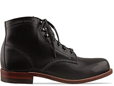 1088d185f77 Wolverine 1000 Mile Boot Mens Style: W05300-BLACK Size: 10
