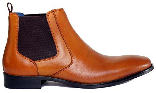 Justin Reece Bert, Chaussures À Lacets Pour Homme, Marron (brun), 40