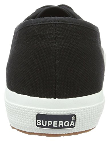 Superga 2750 Cotu Classic, Zapatillas Unisex Black