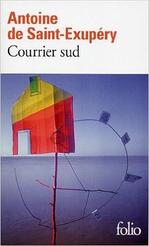 Amazon.fr - Courrier Sud - Antoine De Saint-Exupéry - Livres