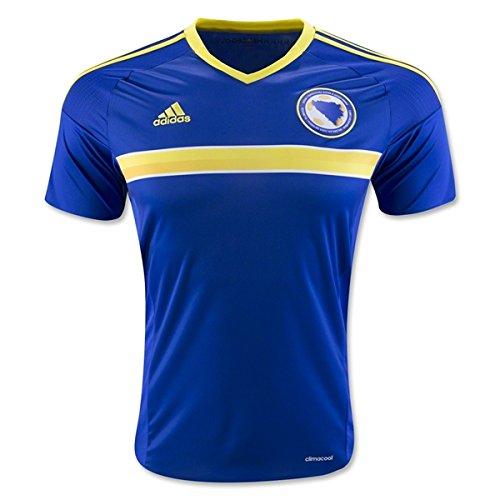 2016-2017 Bosnia Herzegovina Home Adidas Football Shirt