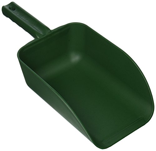 POLY PRO TOOLS P-6500G Polypropylene Hand Scoop, Green