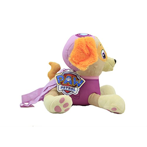 """Disney 15"""" Paw Patrol Character Sky Stuffed Animal Backpack Plush Toy USA NEW from Paw Patrol"""