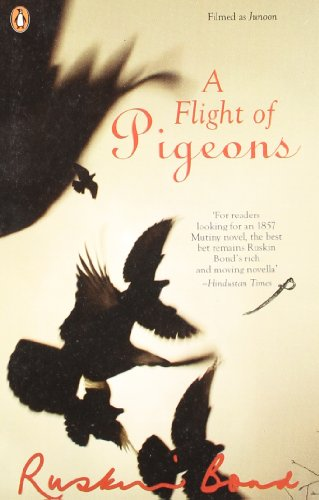 Book cover for A Flight of Pigeons
