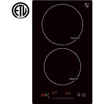 Amazon.com: Placa de inducción, cocina integrada de ...