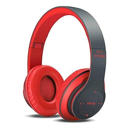Amazon.com: airoka Wireless Bluetooth auriculares: Gris ...