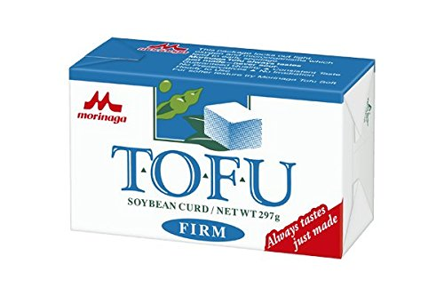 Morinaga for export tofu farm 297g (harder) X3 by Morinaga