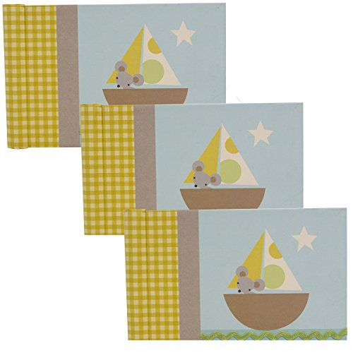 Pepper Pot (3 Pack) Baby Brag Book 4x6 Photos 24 Pages Baby Picture Book Album Set Infants & -