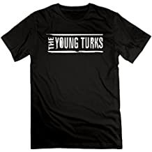 Abbas Guy The Young Turks Logo Tshirt