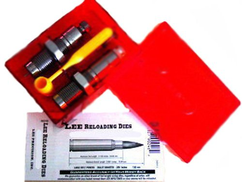 - LEE PRECISION 25 WSSM 2 Die Set