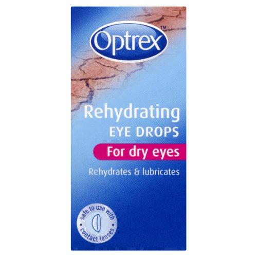 Optrex sec Eye Drops 10ml