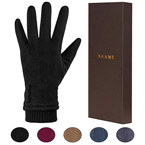 ladies heated gloves - 7