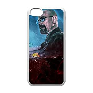 C-EUR Print Breaking bad Pattern Hard Case for iPhone 5C