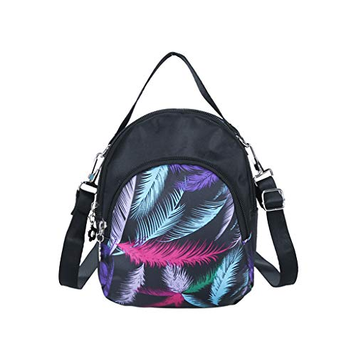 SUNyongsh Woman 2019 Fashion Shoulder Bag Large Capacity Messenger Bag Waterproof Bag (Best Ballistic Helmet 2019)