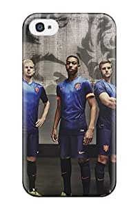 AmandaMichaelFazio NknBTOY1602uamyZ Case For ipod touch 4 With Nice 2014 Fifa World Cup Netherlands Players Appearance