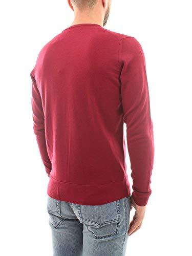 Calvin Klein Bordeaux Man Pullover K10k102727 rBrHxwqa8O