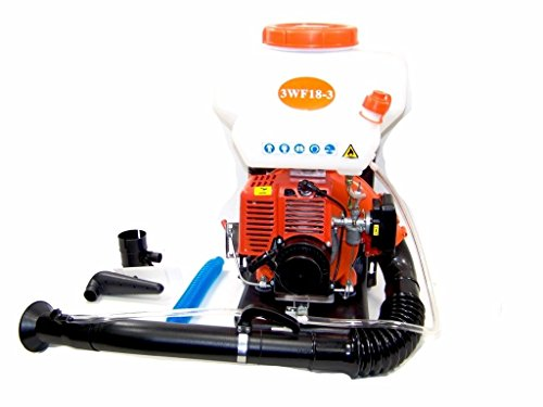 Agricultural Mist Duster Sprayer Gasoline Powered Knapsack 3WF18-3 Blower by BB shop