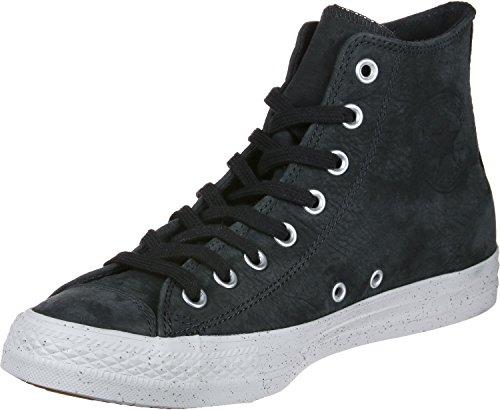 Ledersneaker Converse Ct Malt 157524c Mastic Schwarz Noir Salut Comme RzxwTdpz