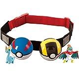 Pokémon Clip 'N' Carry Poké Ball Belt, Styles May Vary