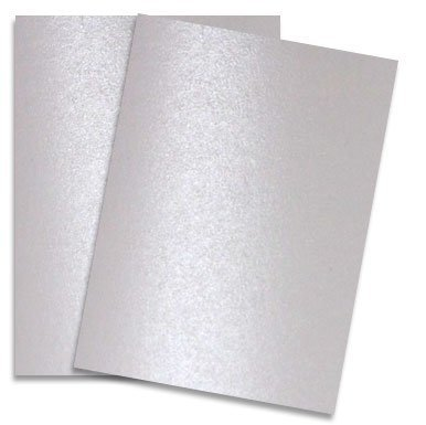 Shine PEARL Digital - Shimmer Metallic Paper - 12 x 18 - 80lb Text (118gsm) - 200 PK by paper-papers by Paper Papers