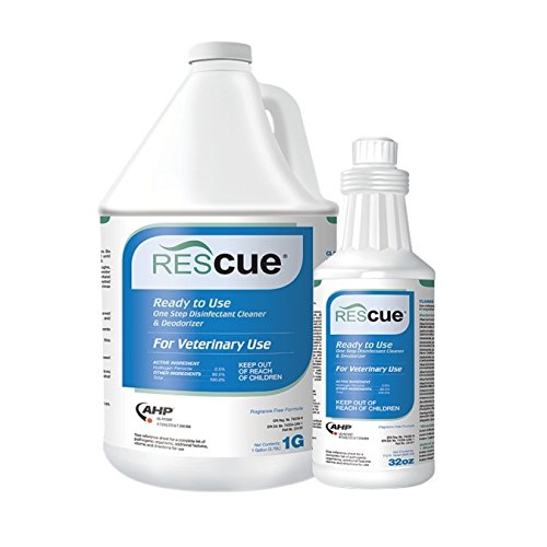 Rescue Ready To Use (RTU) Disinfectant Cleaner Gallon