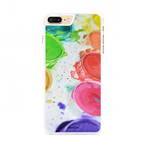 Coque + Verre Trempé pour iPhone 7 Plus SmartCase® COLORS