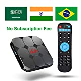 International IPTV Receiver Box, 2019 New MACOBOX Global IPTV with 1600+ Live Channels from North American European Asian Arabic Brazil South American Programs