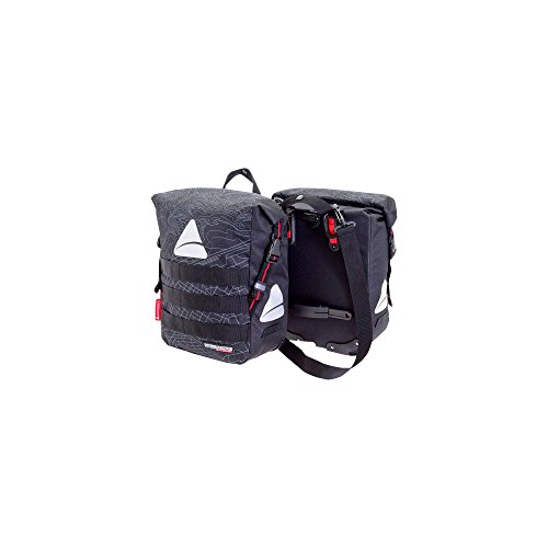 AXIOM BAG AXIOM PANNIER WP MONSOON H-CORE 45 BK ()
