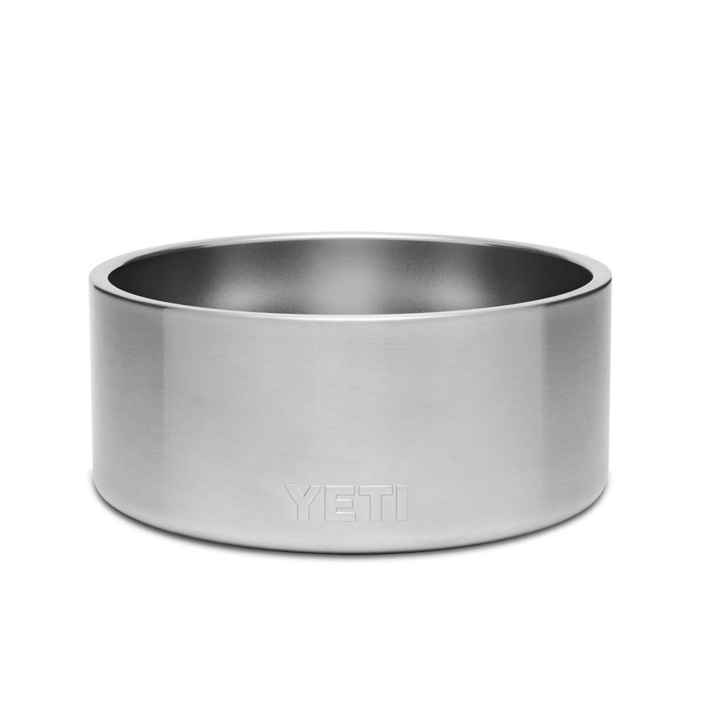 YETI Boomer 8 Stainless Steel, Non-Slip Dog Bowl, Stainless Steel by YETI